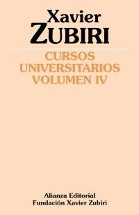 Cursos universitarios. Volumen IV (1934-1935)