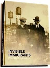 "Invisible immigrants """"Spaniards in the US, 1868-1945"""""