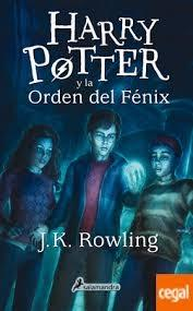 "Harry Potter y la Orden del Fénix ""(Harry Potter - V)"""