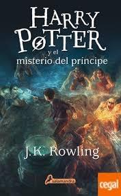 "Harry Potter y el misterio del príncipe ""(Harry Potter - VI)""."