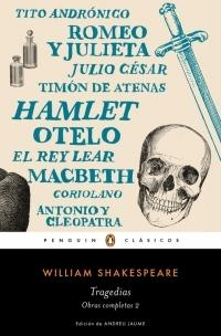 "Tragedias (Obra completa - 2) ""(William Shakespeare)"""