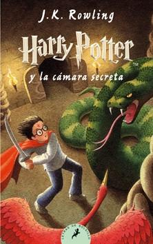 "Harry Potter y la cámara secreta ""(Harry Potter - 2)""."