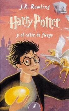 "Harry Potter y el Cáliz de Fuego ""(Harry Potter - IV)"""