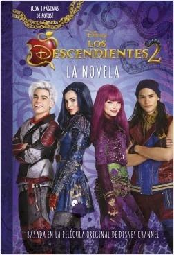 Los descendientes, 2: La Novela