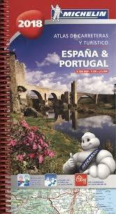 "Atlas España y Portugal 2018 ""(Escala 1: 350.000)"""