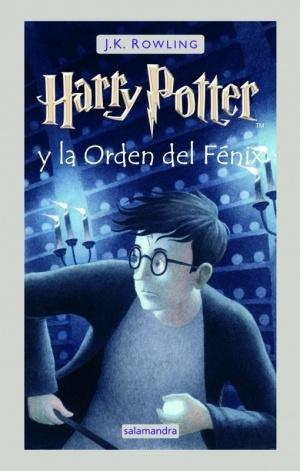 "Harry Potter y la Orden del Fénix ""(Harry Potter - 5)""."