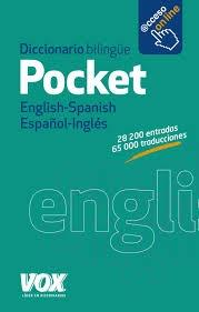 Diccionario bilingüe Pocket English-Spanish / Español-Inglés