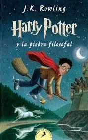 "Harry Potter y la piedra filosofal ""(Harry Potter - 1)"""