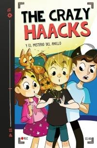 "The Crazy Haacks y el misterio del anillo ""(Serie The Crazy Haacks - 2)"""