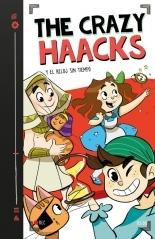 "The Crazy Haacks y el reloj sin tiempo ""(Serie The Crazy Haacks - 3)"""