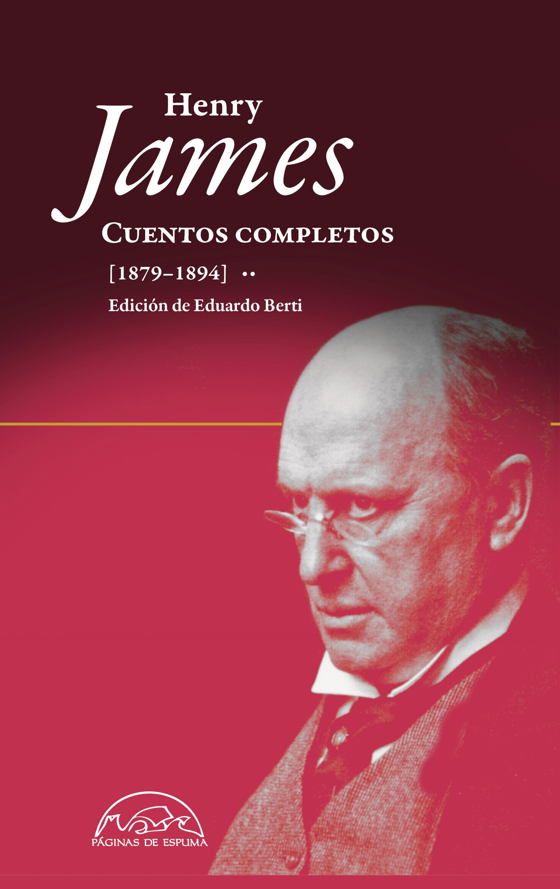 "Cuentos completos (1879-1894) ""(Tomo II) (Henry James)"""