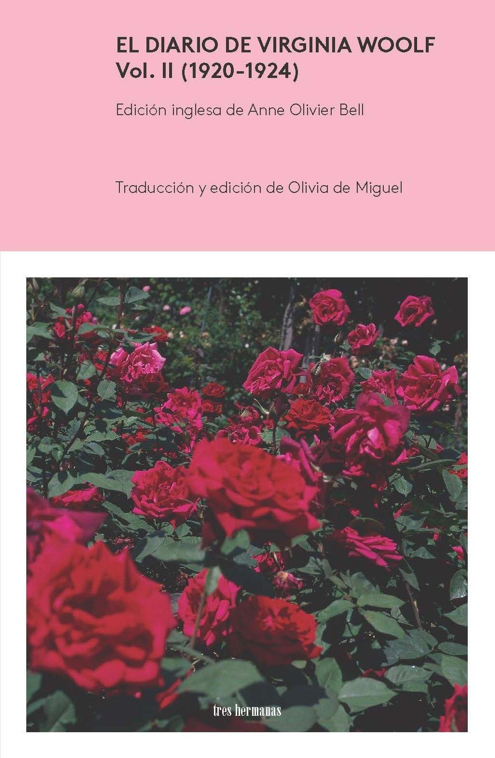 El diario de Virginia Woolf  - Vol. II: (1920-1924)