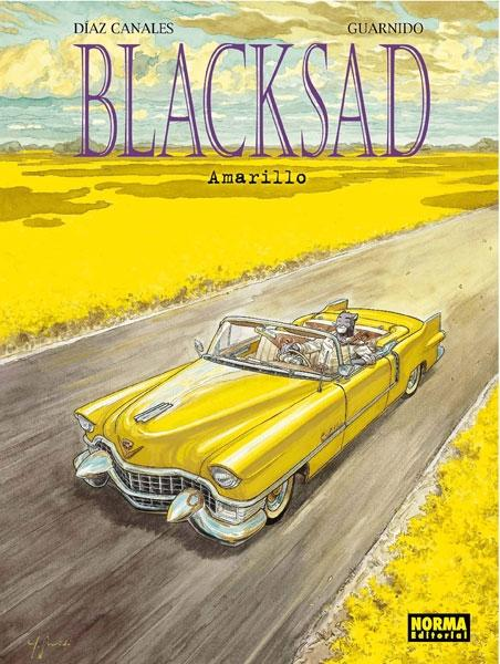 Blacksad - 5: Amarillo