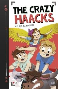 "The Crazy Haacks y el reto del Minotauro ""(Serie The Crazy Haacks - 6)"""