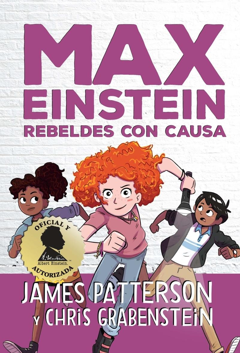 Max Einstein - 2: Rebeldes con causa