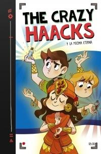 "The Crazy Haacks y la pócima eterna ""(Serie The Crazy Haacks - 8)"""