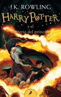 "Harry Potter y el misterio del príncipe ""(Harry Potter - 6)"""