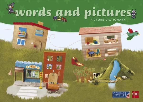 "Words and Pictures ""Picture Dictionary"""